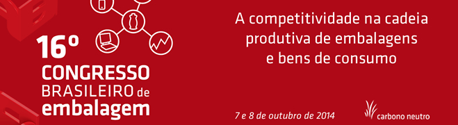 16º Congresso Brasileiro de Embalagem