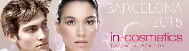 in-cosmetics Barcelona