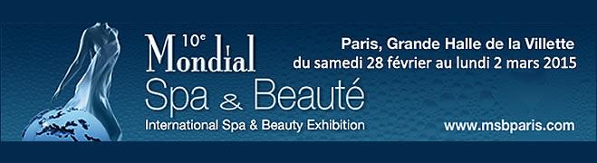 Mondial Spa & Beauté 2015