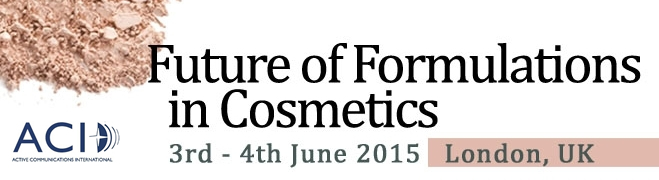 Future of Formulation in Cosmetics