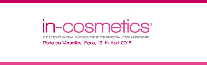 in-cosmetics Europe