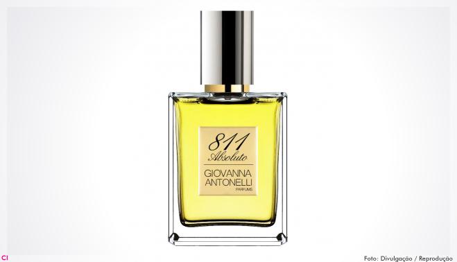 34ece13e1 Giovanna Antonelli lança linha de perfumes no mercado europeu