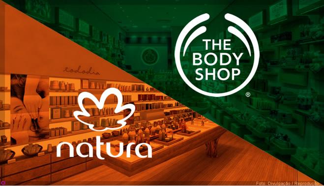 Resultado de imagem para natura e the body shop