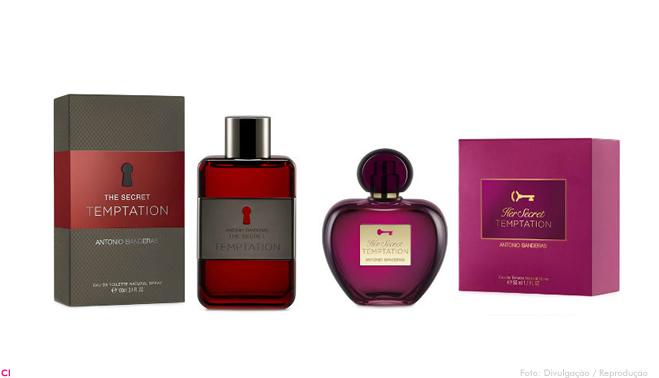 Flávia Alessandra e Otaviano Costa serão embaixadores dos perfumes Mais  duas novas fragrâncias de Antonio Bandeira foram lançadas no Brasil  The  Secret ... 2916f9cd6c
