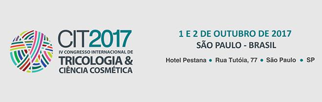 IV Congresso Internacional de Tricologia e Ciência Cosmética