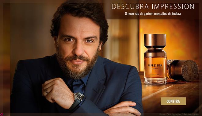 A Eudora, empresa de cosméticos nacional do Grupo Boticário, acaba de  lançar o seu novo eau de parfum masculino, Impression. O perfume faz uma  alusão ao ... 9bbf0ebc76