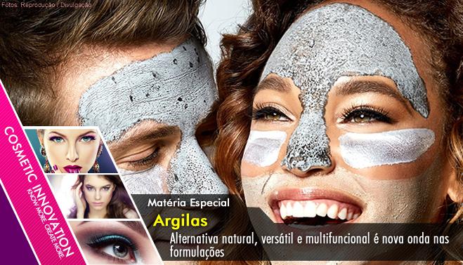 d7ed63af7 Mercado cosmético vive boom de produtos com argila