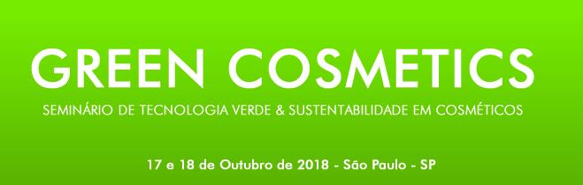 SEMINÁRIO GREEN COSMETICS