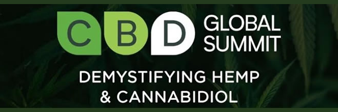 CBD Global Summit 2020: Demystifying Hemp & Cannabidiol